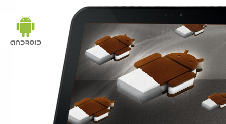Android™ 4.0, Ice Cream Sandwich