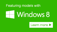 Featuring models with Windows 8